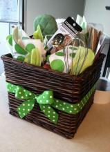 soiree kitchen basket
