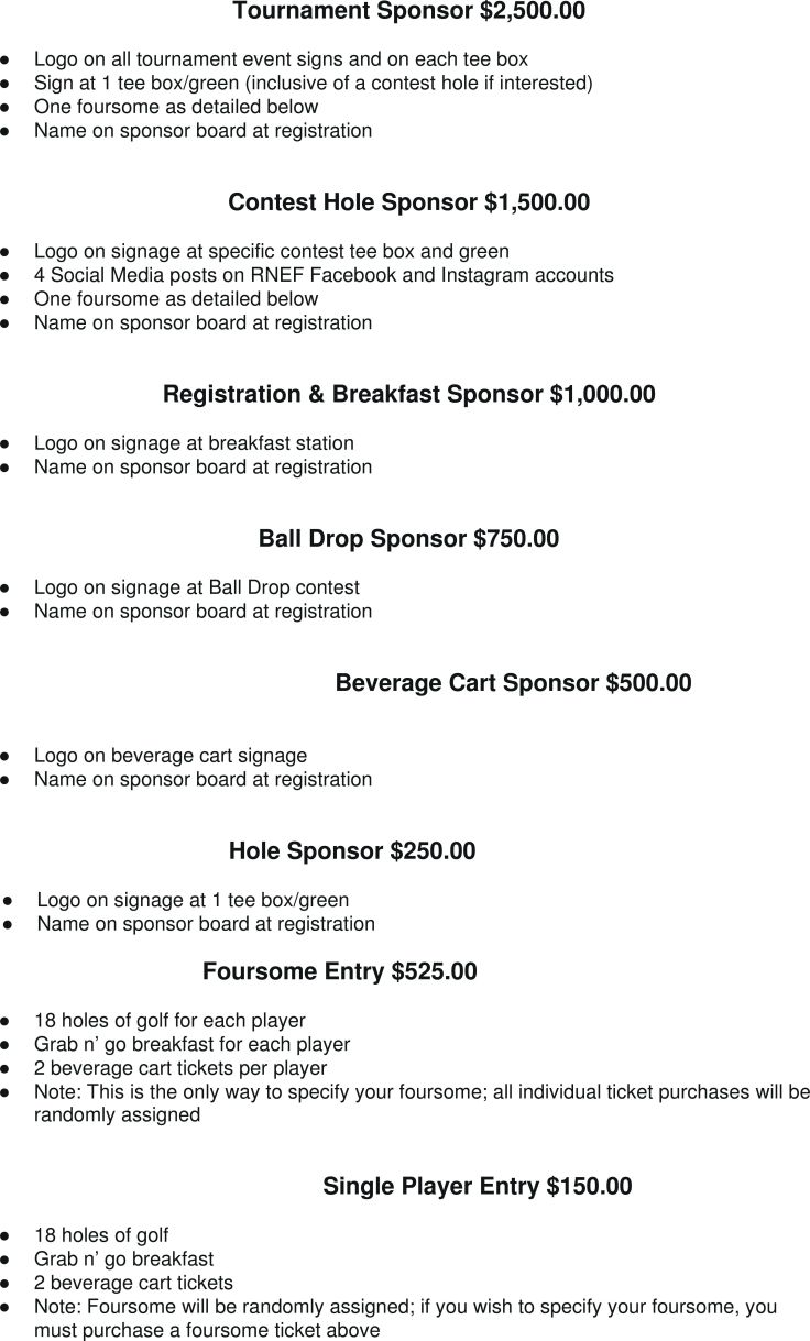 Foundation Golf Flyer Roswell North August 2020 PAGE 2